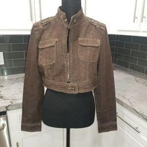 Miss Lili Cropped Jacket